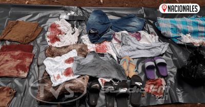Macabro hallazgo de cuatro cadáveres en un matorral de Presidente Franco
