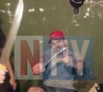 Asesinato Ñemby: Así amenazan a presunto autor del crimen
