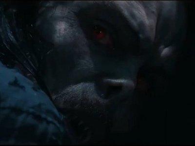 Jared Leto presenta el primer tráiler de la vampírica Morbius