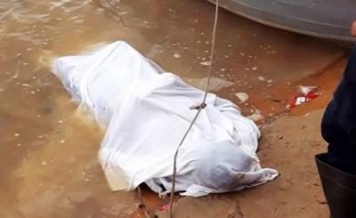 Rescatan los cuerpos de  menores ahogados en el Monday