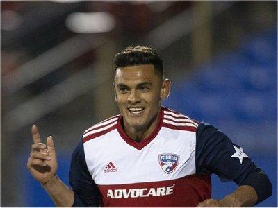 Cristian Colmán deja la MLS para jugar en un grande de América