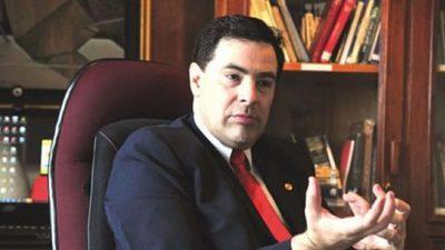 """""""El problema de Marito es su gabinete"""""""