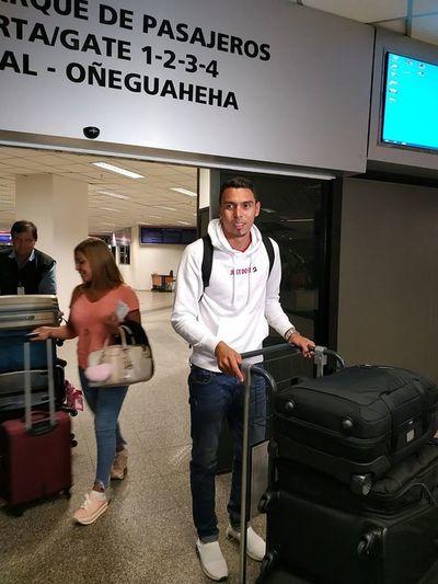 El colombiano Daniel Bocanegra nuevo refuerzo de Libertad