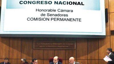 Primera sesión de la Comisión Permanente