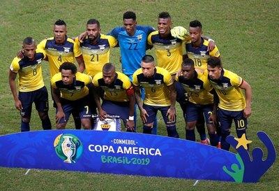 El hijo de Cruyff agarra la selección de Ecuador