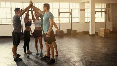 Aumentá tu compromiso con ejercicios en grupo