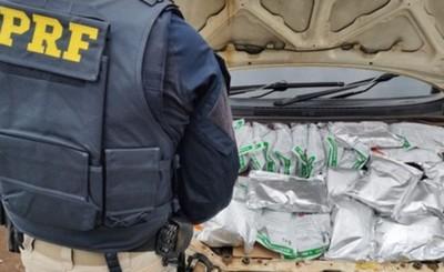 Pareja de paraguayos cae con agroquímicos de contrabando en Brasil