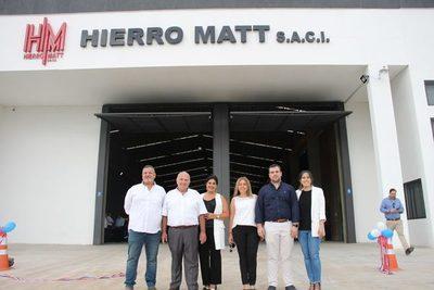 Habilitan nuevo centro de distribución en Villa Hayes