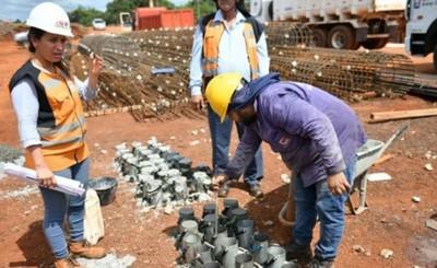 Estrictos controles de calidad de materiales en Multiviaducto
