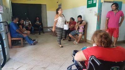 Aumentó internados por sospechas de dengue