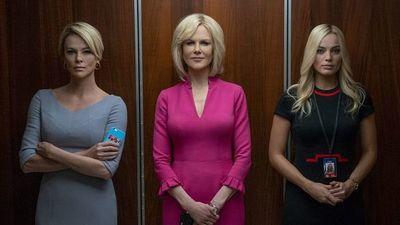 """Nicole Kidman, Charlize Theron y Margot Robbie, el lujoso trío de """"El escándalo"""""""