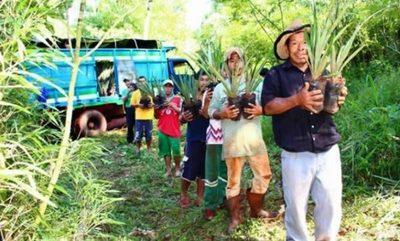 Impulsarán proyectos productivos con familias indígenas para evitar desarraigo