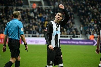 Sigue y no para: Miguel Almirón anotó otro gol para el Newcastle