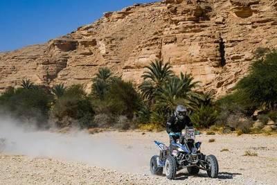 Sanabria y Zapag dejan otra etapa atrás y se acercan hacia el final del Dakar 2020