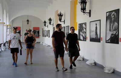 El Macondo retratado por Leo Matiz se expone junto a restos de García Márquez