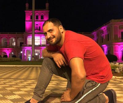 Naldy Cabrera ahora bailará en la arena política