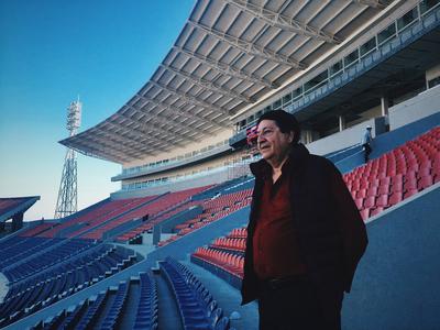 Nino Arrúa analiza el futuro de Cerro Porteño