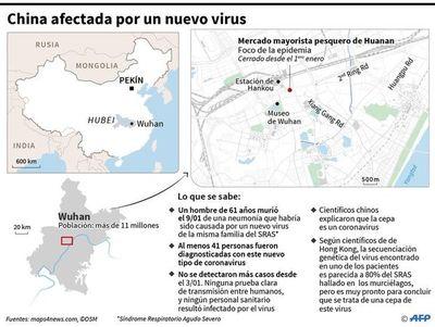 OMS alerta a la red mundial de los hospitales sobre  nuevo virus mortal