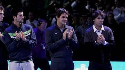 HOY / Nadal, Djokovic y Federer, en exhibición contra los incendios en Australia