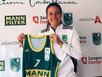 Paola Ferrari vuelve al básquet de España