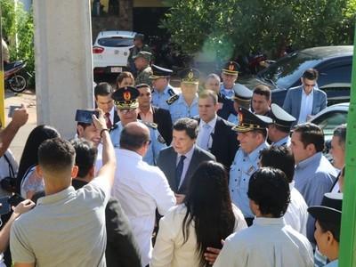 'Vamos a poner en práctica la Policía de la cercanía, de la proximidad'- Euclides Acevedo