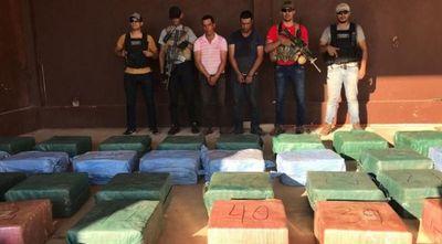 Narcos mueven 200 mil  kilos de cocaína cada año en Paraguay dice Giuzzio