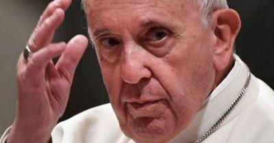 El papa Francisco compara el aborto con 'contratar a un sicario'