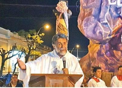 Pa'i Pablito fustigó a concepcioneros porque no solucionan la crisis política