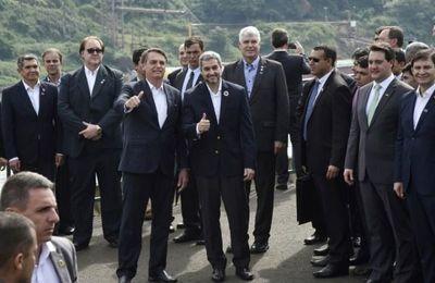 Segundo puente en marcha e Itaipú anuncia inversión de US$ 83 millones