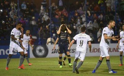 Botafogo se quedó con los tres puntos