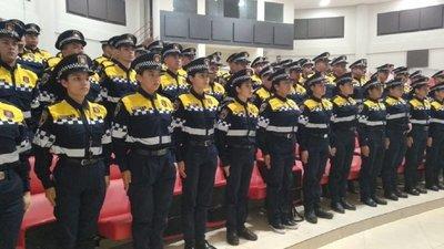 Policías Municipales prepotentes en  CDE