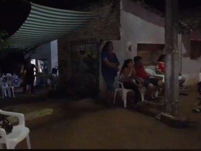 Rayo mató a una señora en Itá