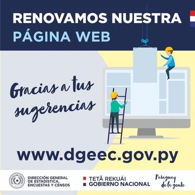 Dgeec presenta innovaciones en su página web para comodidad de sus usuarios
