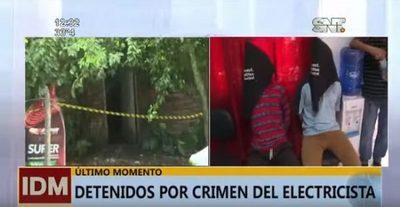 """Electricista fue """"ajusticiado"""" por abusar de mujeres, afirman detenidos"""