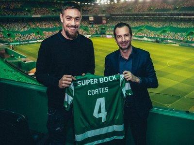 Coates renueva con el Sporting de Portugal hasta 2023