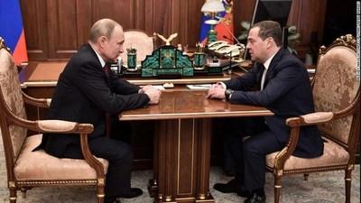 Rusia: Renuncia todo el gabinete del gobierno tras propuesta de reforma constitucional de Vladimir Putin