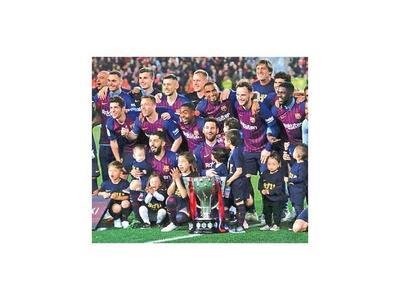 El Barça, el más acaudalado