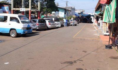 Asaltan camión repartidor de pollos en el mercado de abasto de CDE