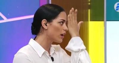 Fabi Martínez contó que también ella sufrió de una parálisis facial