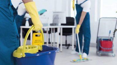 Ministerio del Interior gasta G. 562 millones en limpieza