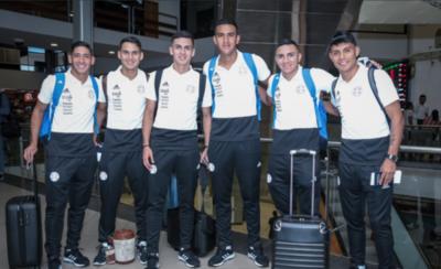 HOY / La selección preolímpica está rumbo a Colombia