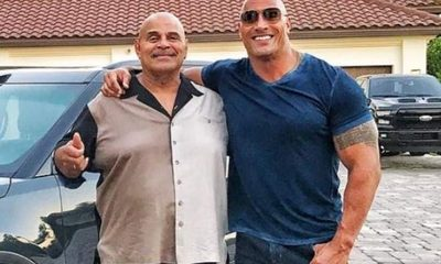 "Murió el papá del actor Dwayne ""The Rock"" Johnson"