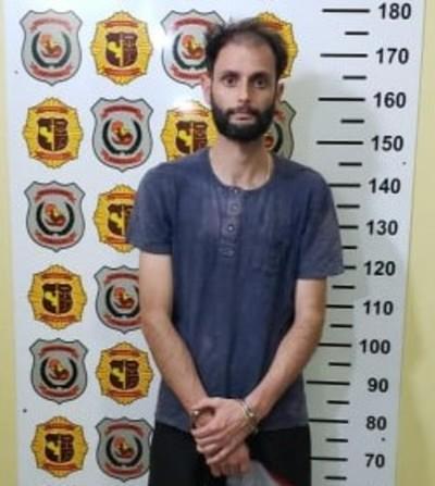 Expulsan del país a homicida brasileño que se hacía pasar por estudiante en CDE