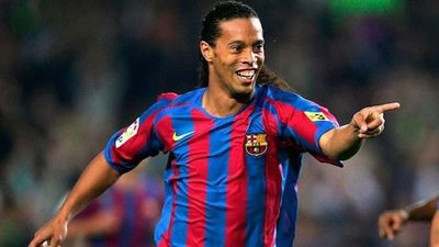 "Ronaldinho: ""No cambié la historia del Barça"""