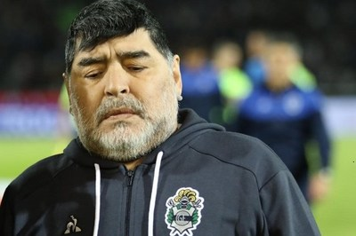"""""""Me llevaron los OVNIS"""": La excusa de Maradona tras irse de fiesta y desaparecer tres días"""