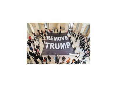 Juicio político a Donald Trump avanza en el  Senado de EEUU