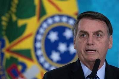 Bolsonaro criticó a la Argentina y defendió las relaciones con Gran Bretaña