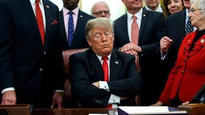 Senado de EE.UU. inició juicio político contra Donald Trump