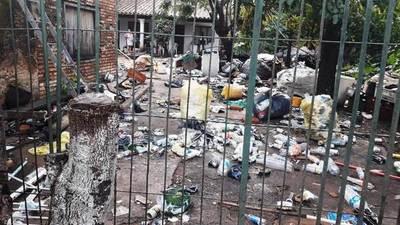 Los dueños de casas y baldíos sucios se exponen a 5 años de cárcel •