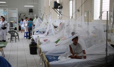 Refuerzan personal médico ante aumento de casos de dengue